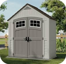 Storage Shed For Backyard by Plastic Sheds Resin Storage Shed Kits