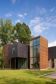 modern house materials modern house siding materials wood siding on a contemporary home6