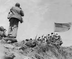 Names For The Us Flag Group Seeks To Name Navy Ship For Iwo Jima Photographer New York Ny