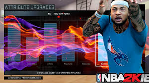 nba 2k16 fast way to make your my player 99 how to make a