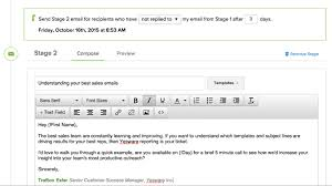 How To Write A Follow Up Email After Sending Resume How To Use Yesware U0027s Mail Merge For Gmail Yesware Blog