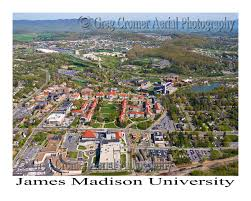 Jmu Map Aerial Photos Of Jmu U0026 Harrisonburg