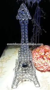 eiffel tower centerpiece 23 beaded eiffel tower candle holder centerpieces