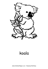 koala bear coloring page online koala coloring pages 98 in coloring books with koala