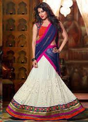 lancha dress party wear lehenga in ghaziabad uttar pradesh manufacturers
