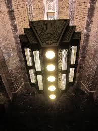 Light Fixtures San Francisco 450 Sutter St Lobby Lights Mayan Revival Deco Diseño