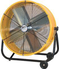 maxxair bf24tfyelups 24 inch direct drive tilt fan