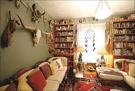 native american home decor a room decorated with native american artifacts in the home of