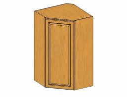 oak corner kitchen wall cabinet wdc2442 country oak wall diagonal corner cabinet kitchen