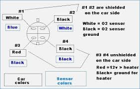 toyota o2 sensor wiring diagram jmcdonald info