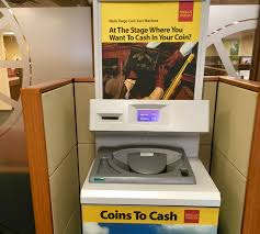 Coin Counter Wells Fargo Dropping Coin Counting Machines From Lobbies In Minn