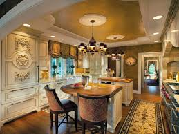 tuscan kitchen design with neutral tones making kitchens