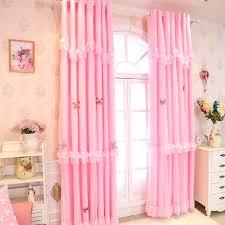 Nursery Blackout Curtains Uk Baby Nursery Curtains Uk Pink White Lace Blackout Curtains
