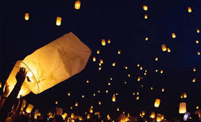 the lights fest ta there is a lantern festival coming this summer
