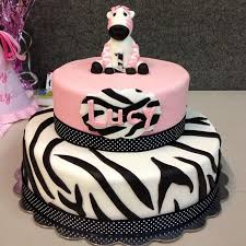 birthday cakes images stunning zebra birthday cakes animal pink