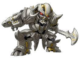 transformers 5 hound megatron by benisuke on deviantart