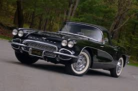 first corvette ever made 1961 corvette sees the light of day after 50 years rod network