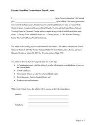 how to write a letter of permission with sample letters letter
