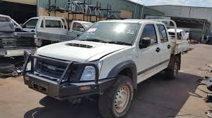 dmax wrecking 2009 isuzu dmax dual cab central parts perth