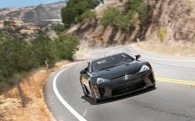 lexus lfa vs corvette zr1 youtube 2012 lexus lfa laguna lap motor trend