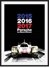 porsche racing poster car bone porsche posters are now available in the shop u2022 petrolicious