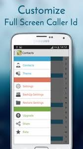 screen caller id apk free animated screen caller id apk free lifestyle app