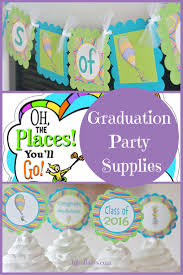 oh the places you ll go graduation party oh the places you ll go graduation party supplies graduation