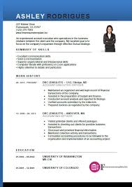 Accounts Officer Resume Sample by Free Executive Resume Templates Non Profit Executive Page1 Free