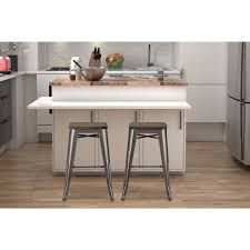 upholstered kitchen bar stools restaurant bar stools backless counter height metal swivel elegant