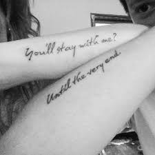 25 trending love quote tattoos ideas on pinterest what does