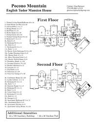 tudor mansion floor plans tudor mansion floor plans bed and breakfasts inns for sale valine