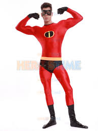 incredible costume male spandex cosplay costume man
