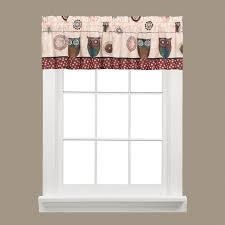 Pictures Of Window Curtains Bay Window Curtains Valances Wayfair