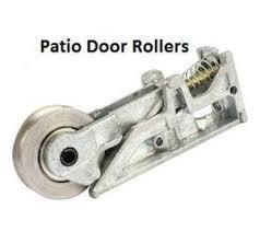 Replacing Patio Door Rollers by Sliding Window Rollers