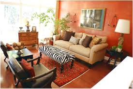 african print home decor african inspired living room decorating calm and warm african