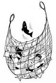 john 21 3 10 illustration net of fish saint mary u0027s press