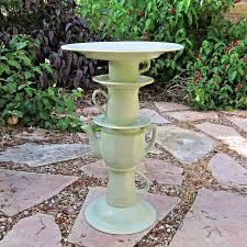 Flower Pot Bird Bath - tea pot bird bath hometalk