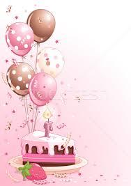palloncini clipart fetta 盞 torta 盞 di 盞 compleanno 盞 palloncini 盞 clipart 盞 rosa