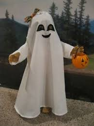 ghost costume starrs town easy kid friendly ghost costume pinteres