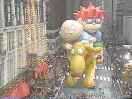 the rugrats balloon their second appearance november 26 1998