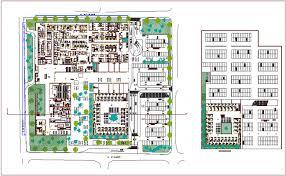 floor plan of hospital bed hospital floor plan dwg file