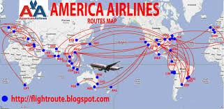 Lima Map Lima Flight Map