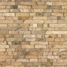 artificial tumbled stone tile backsplash flooring 4x4 tilestumbled