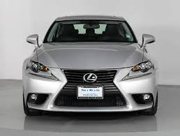 lexus is incentives used 2015 lexus is 250 sedan for sale in miami fl 85406