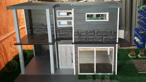 Barbie Dollhouse Plans How To by How To Make A Doll House 2 Modern Youtube