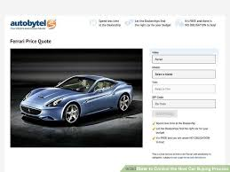 can you get a new car with no credit how to the new car buying process 9 steps with pictures