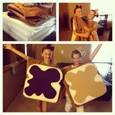 Peanut Butter Halloween Costume 30 Friend Halloween Costumes 2017