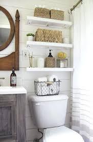 bathroom space saver ideas bathroom shelves toilet tbya co