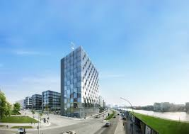mercedes of germany ca immo completes corporate sales headquarters for mercedes