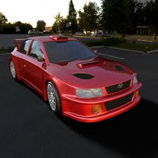 subaru cars models car subaru car car for 3d gaming cgtrader